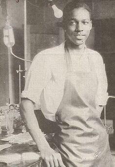 Vivien Thomas, cardiac surgery pioneer, 1940's, http://www.imdb.com/title/tt0386792/?ref_=nv_sr_1