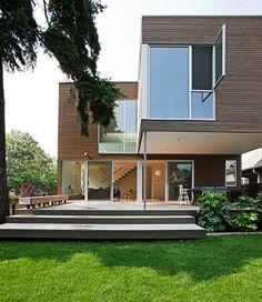 The Park BOX Two Unit Row House Design 6