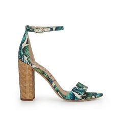 f6cc6781ab69a Yaro is a wardrobe must with an ankle strap and a