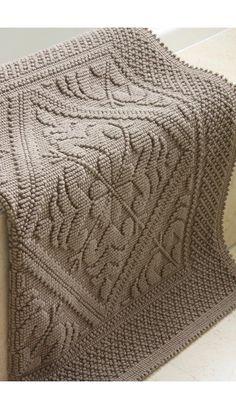 Granny Square Crochet Pattern, Afghan Crochet Patterns, Crochet Stitches, Blanket Crochet, Crochet Carpet, Crochet Home, Crochet Baby, Yarn Trees, Linens And More