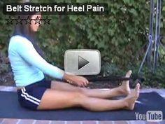 belt stretch video