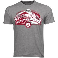 Retro Alabama Womens Softball Champs T-Shirt