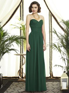 Dessy Collection Style 2896 (shown in hampton green) this is the official color of the Gebler griffith wedding. And potential designer of the bridesmaid dresses