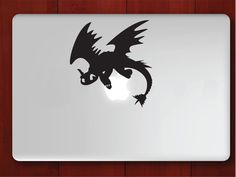 "How to Train Your Dragon V2 Macbook Decal 13"" 15"" 17"" Vinyl Air Pro Sticker"
