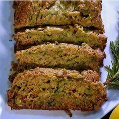 A Reader Recipe: Rosemary Zucchini Bread