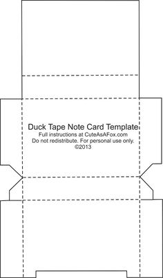 note cards template word