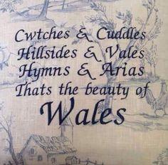 Beauty of Wales