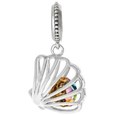 Chamilia Sterling Silver Captured Peal Bead - Ernest Jones - £40 - Product number 4961072
