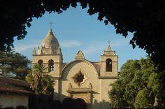 Carmel Mission California {La Misión San Carlos Borromeo del Río Car melo Established on June 3, 1770}
