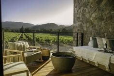 New Luxury Hotel Las Alcobas Comes to St. Helena