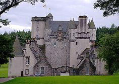 Castle Castle Scotland because every woman was once a little who always wanted to live here!