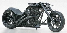 10 of Our Favorite Custom Motorcycles