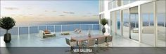 In this post you are going to take a look at some Beautiful Big Balconies That You Are Going To Love and you would like to have in your house or apartment.