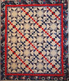 52 Quilts in 52 Weeks: February 2012