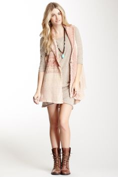 In Your Arms Cardigan Vest//