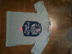 ★ Camiseta masculina Gray City Rebels | Gray City Rebels Men's T-Shirt  R$25,00