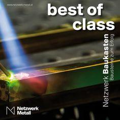 Netzwerk Metall liefert seinen Mitgliedern Bausteine zum Erfolg Building Block Games, Future, Metal