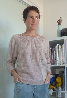 Ravelry: Project Gallery for Robin pattern by Helga Isager