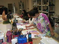 Week 10: Painting Pompano Beach, Florida  #Kids #Events