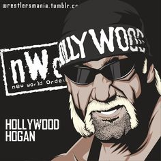 Nwo Wrestling, Wrestling Posters, Wwe Hulk Hogan, Wwe Pictures, Best Wrestlers, Wwe Wallpapers, Aj Styles, Professional Wrestling, Wwe Superstars