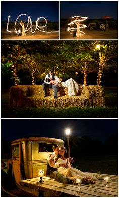 I LOVE the flatbed truck! ::: By photographer Charleton Churchill Coopers Vineyard Wedding Shenandoah valley, Plymouth, Amador County county rustic DIY wedding sparklers love Wedding Wishes, Farm Wedding, Wedding Pictures, Diy Wedding, Dream Wedding, Groom Pictures, Wedding Ideas, Rustic Wedding, Non White Wedding Dresses