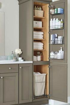 6 Simple Small Bathroom Remodel Ideas On A Budget [Narrow Cabinet Ideas, Narrow Cabinet Storage, Bathroom Ideas, Small [& The post 12 Small Bathroom Remodel Ideas When You Are on a Budget appeared first on Lee Scahartz Interiors. Cheap Bathroom Remodel, Cheap Bathrooms, Budget Bathroom, Simple Bathroom, Bathroom Renovations, Amazing Bathrooms, Bathroom Interior, Modern Bathroom, Bathroom Ideas