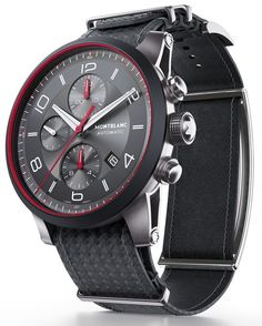 Montblanc TimeWalker Urban Speed Chronograph with bluetooth e-strap Perpetuelle