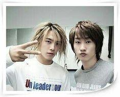 Lee Donghae e Eunhyuk