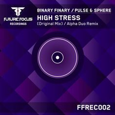 """Uplifting stuff, got to love it! For the second Future Focus Recordings release, legends Binary Finary have teamed up with Russian duo Pulse & Sphere to make their debut on the before mentioned label. You may be familiar with Pulse & Sphere as they have had several releases under Marcel Woods label Musical Madness. The track is called """"High Stress"""" and it comes along with a remix from Alpha duo."""