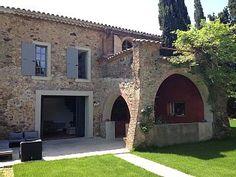 jolie+villa+dans+bastide+rénovée+au+milieu+des+vignes+à+5'+de+St+Tropez++++Location de vacances à partir de St Tropez et environs @homeaway! #vacation #rental #travel #homeaway