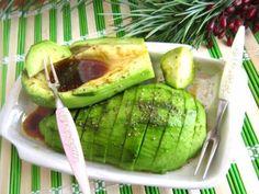 Любимая закуска «Авокадо с чёрным перцем»