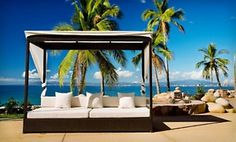 Groupon - 3-, 4-, or 5-Night Stay for Two in a Deluxe Oceanfront Room at Garza Blanca Preserve Resort & Spa in Puerto Vallarata in Puerto Vallarta, Mexico. Groupon deal price: $455