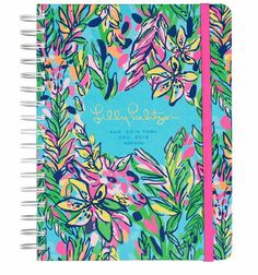 Just in! Lilly Pulitzer 2014-2015 Agenda - Hot Spot, Large - free shipping | The Organizing Store #lillypulitzeragendas #forlillylovers