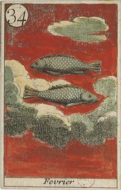 :: Havens South Designs :: loves this graphic from an old tarot type deck. Illustration Française, Art Carte, Art Graphique, Fish Art, Vintage Signs, Occult, Surface Design, Art Paintings, Illustrations Posters