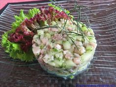 Vegetable Recipes, Guacamole, Potato Salad, Tapas, Seafood, Cabbage, Food And Drink, Lunch, Snacks