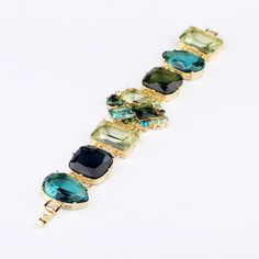 Fashion  accessories luxury crystal women's all-match bracelet € 6,47