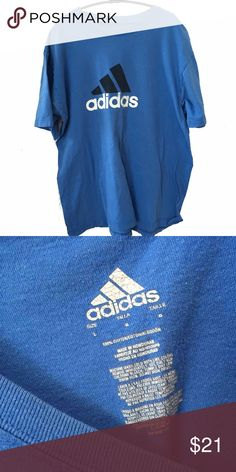 Adida L tee Great quality Adidas Shirts Tees - Short Sleeve