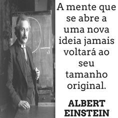 Albert Einstein | Citação