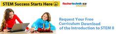 fischertechnik Expands Free Elementary STEM Curriculum