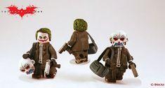 Joker TDK Custom Minifigure