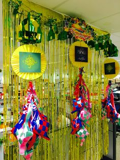 hari raya decor raya decor pinterest