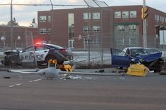 Few details are known at this time about a collision involving a city police cruiser Thursday evening.  #tbay