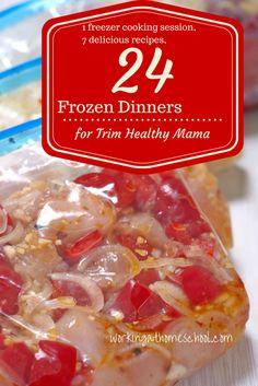THM Freezer Cooking