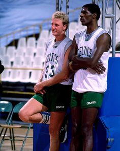 Get your Boston Celtics gear today I Love Basketball, Basketball History, Basketball Pictures, College Basketball, Larry Bird, Nba Players, Basketball Players, Celtics Gear, Latrell Sprewell