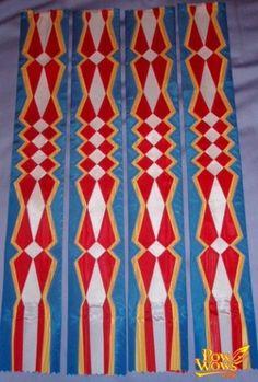ribbonwork for aprons