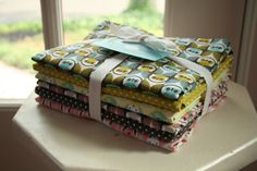 Tips for working with flannel by Cloud9 fabrics.