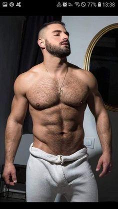 Just an obsession of hairy men. Hairy Hunks, Hairy Men, Bear Men, Hairy Chest, Shirtless Men, Muscle Men, Male Body, Gorgeous Men, Dead Gorgeous