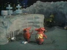 The Clangers - Music   This episode of the Clangers has stayed with me my entire life, and has finally inspired me with a piece of art that I will be exhibiting at our Artists Who.. exhibition at The Vibe Gallery and Bar in Bermondsey, SE16 4DG 6-11pm 29th November 2013