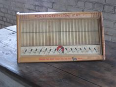 Vintage Esterbrook Pen Display
