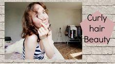 Уход за кудрявыми волосами - красота без укладки!